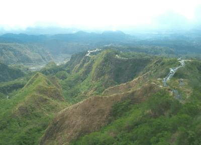 Paket Wisata Gunung Kelud Kediri Blitar