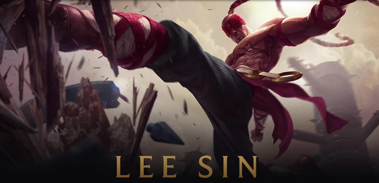 Lee Sin Wild Rift