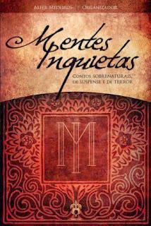 Capa do livro Mentes Inquietas