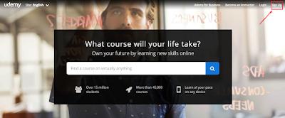 شرح كامل لموقع udemy للكورسات الاونلاين بعد التحديث | Udemy Free Courses