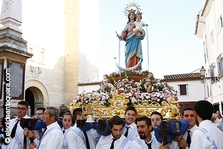 La Asociación de María Auxiliadora de Antequera suspende su procesión
