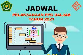 Jadwal Pelaksanaan PPG Dalam Jabatan Bagi Guru Madrasah Dan GPAI Tahun 2021