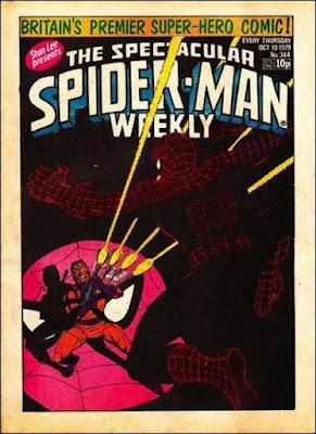Spectacular Spider-Man Weekly #344, Jigsaw