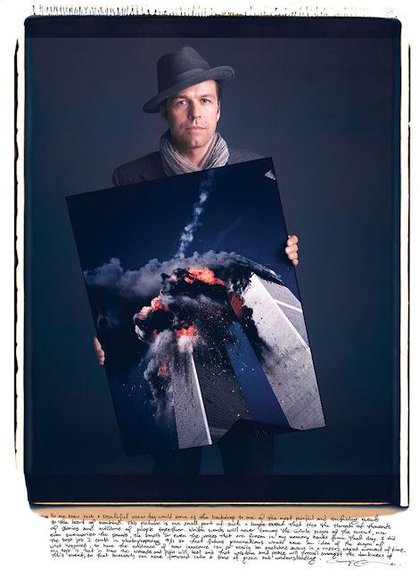 【影像故事】拍下那些經典的攝影師,究竟是誰? - Lyle Owerko - 9/11