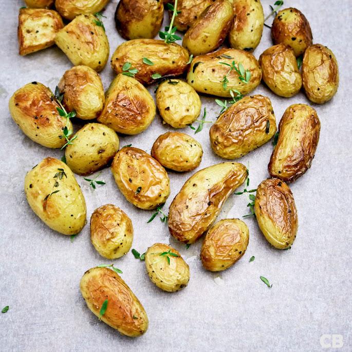 Recept: zo maak je zelf krieltjes in de schil uit de oven