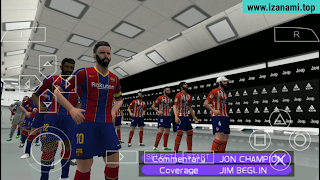 [300MB] FIFA 2021 PPSSPP caméra PS4 Android Offline Meilleurs graphiques - Gratuit