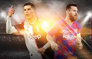 Ronaldo dan Lionel Messi Berpotensi Duet di Manchester City, Ini Alasannya