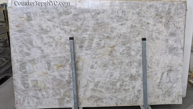 Lumix Polished Quartzite Slab NYC 3cm