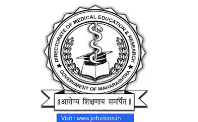 Directorate of Medical Education & Research ( DMER )
