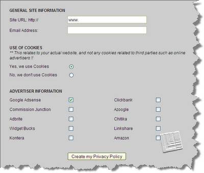 Privacy-Policy-Generator-Website