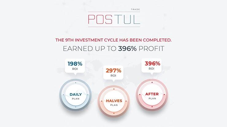 Postul Trade завершил 9-й инвест-цикл