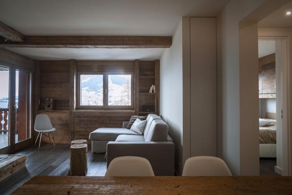 Restyling di piccolo appartamento di montagna blog di for Quadri per appartamento