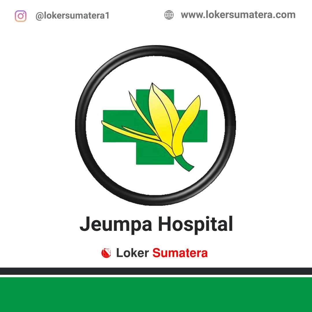 Lowongan Kerja Bireuen: Jeumpa Hospital Juni 2020