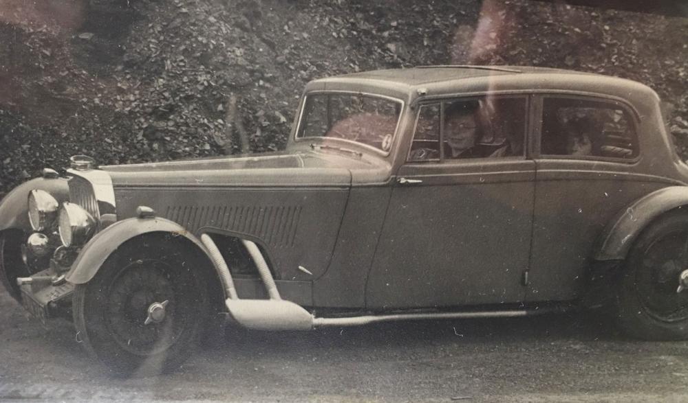 CLASSICS COMING TO AUCTION : 1936 Aston Martin MK II 1.5 Litre ...