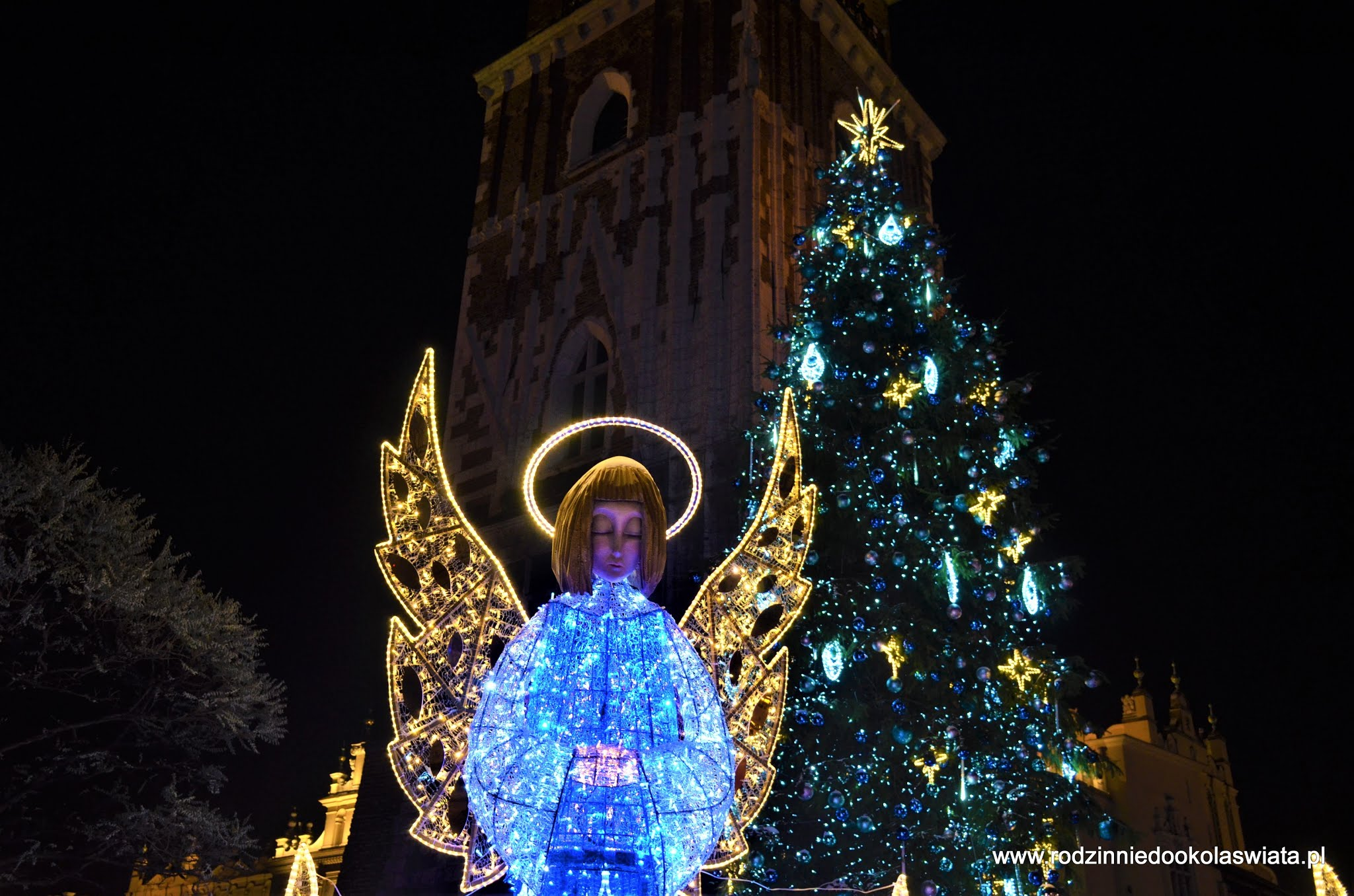 Kraków w świątecznej odsłonie