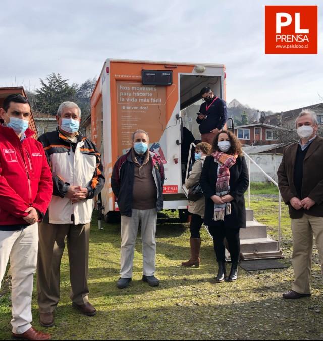 Osorno: realizan operativos orientados a adultos mayores