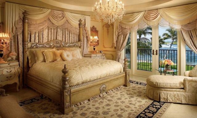 ديكور غرفة نوم شقق كلاسيك