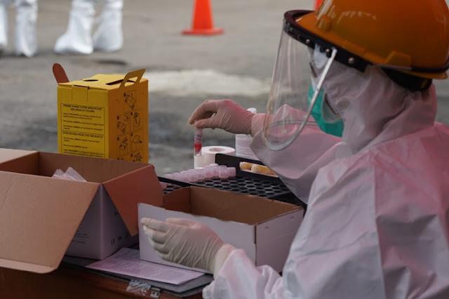 Soal 78 Ribu Tes PCR, Jabar Sudah Setengah Jalan Dari Syarat Minimal WHO