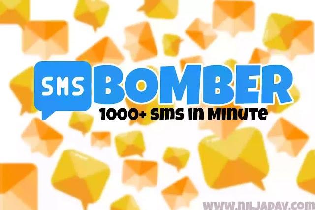 Sms Bomber App (1000+ bulk sms in Minute)