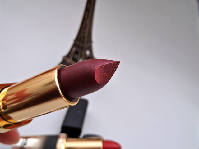 Gold Obsession L´Oreal Plum Gold