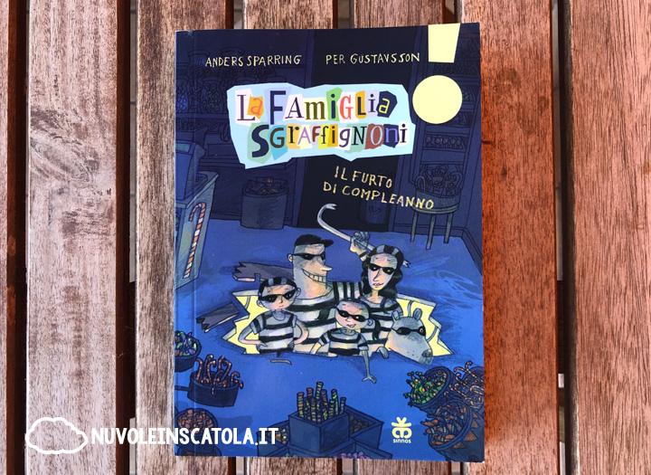 La famiglia Sgraffignoni - Il furto di compleanno