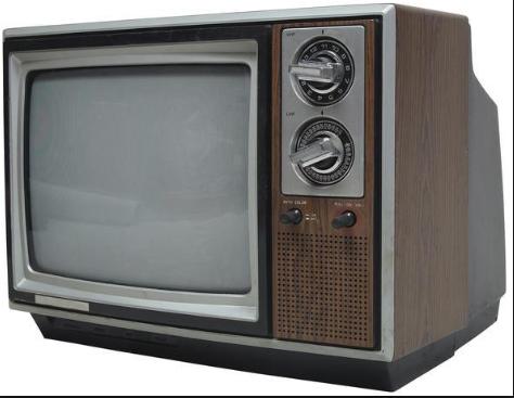 sejarah dan perkembangan TV Tabung