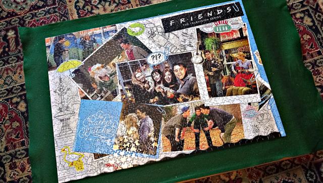 A Friends Jigsaw