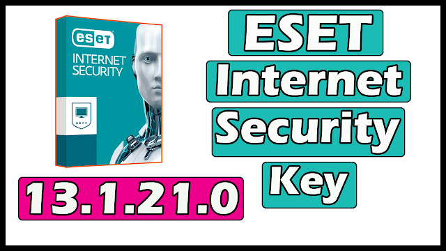 Download ESET Internet Security Key