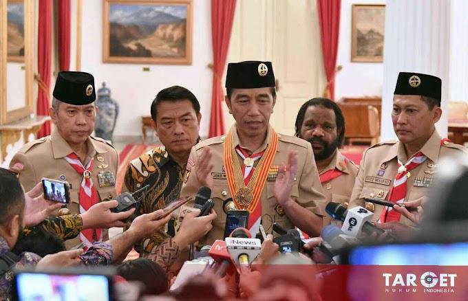 Presiden Jokowi Beri Waktu Tiga Bulan Bagi Tim Teknis Kasus Novel Baswedan