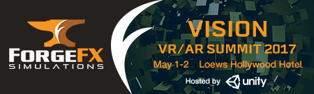 ForgeFX Training Simulations - Vision VR/AR Summit 2017