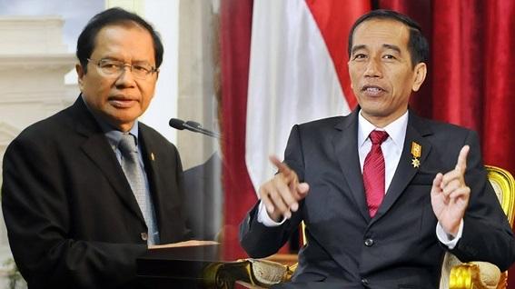Rizal Ramli Benarkan Jokowi Layak Dipolisikan, Ubedillah Badrun Beberkan Rincian Kebohongan Presiden