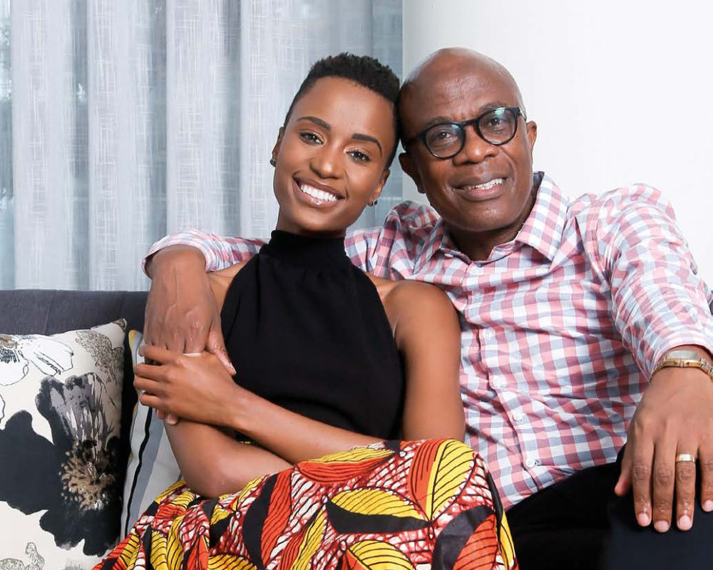"Lasizwe – ""Whenever Zozibini Tunzi Speaks About Her Father, It Shatters My Heart"""