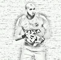 Éverson deixa o Ceará Sporting Club  para ser goleiro do Santos
