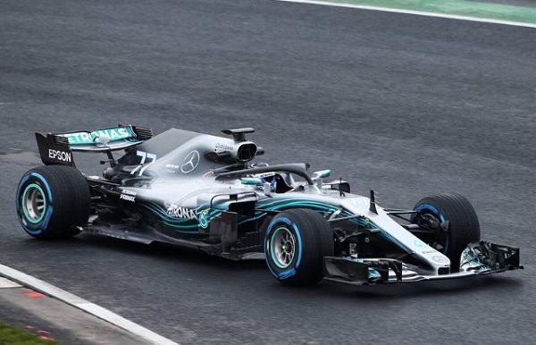 Mercedes-AMG F1 W09 Fórmula 1 2018