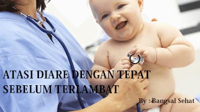 Bayi memang masih sangat rentan akan segala penyakit Cegah serta Obati, Agar Diare Pada Bayi Teratasi