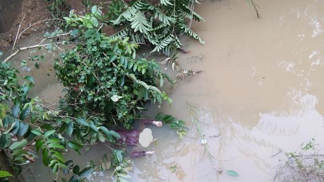 Mayat wanita yang ditemukan terapung di Sungai Kuantan ternyata seorang bidan