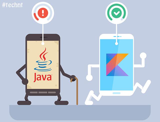 هذه هي الأسباب التي جعلت جوجل تدعم لغة Kotlin في تطوير تطبيقات أندرويد - التقنية نت - technt.net