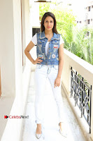 Telugu Actress Lavanya Tripathi Latest Pos in Denim Jeans and Jacket  0018.JPG