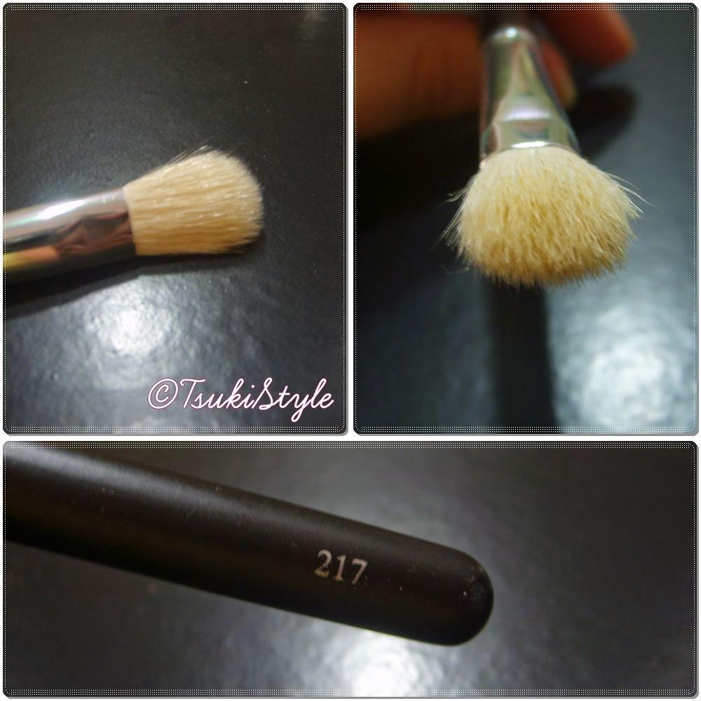 pincel difuminar maquillaje 217 clon mac