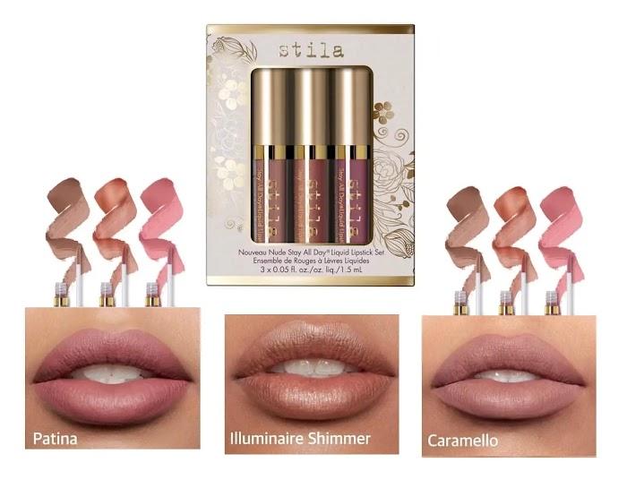 stila Stay All Day Liquid Lipstick review