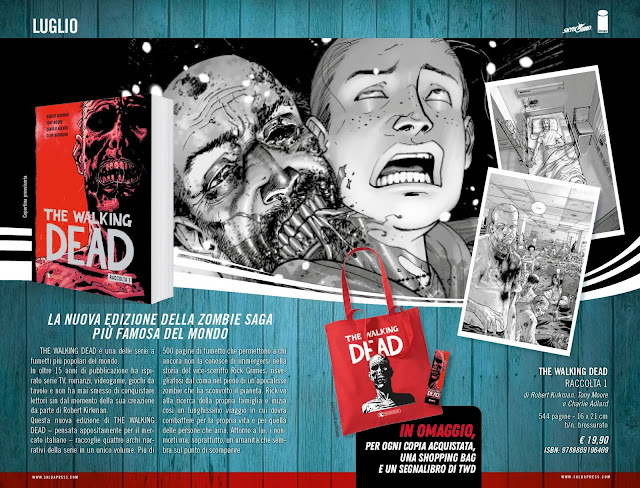 The Walking Dead - Raccolta #1