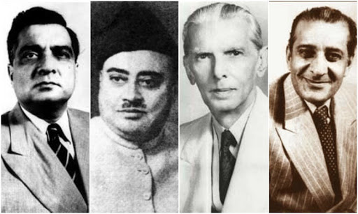 From Governor General Jinnah to Iskander Mirza