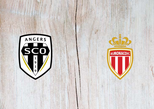 Angers SCO vs Monaco -Highlights 25 April 2021