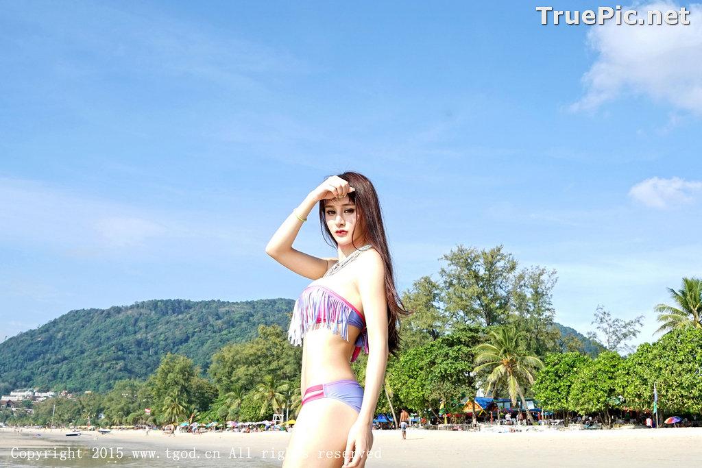 Image TGOD 2015-12-03 - Chinese Model - Cheryl (青树) - TruePic.net - Picture-1