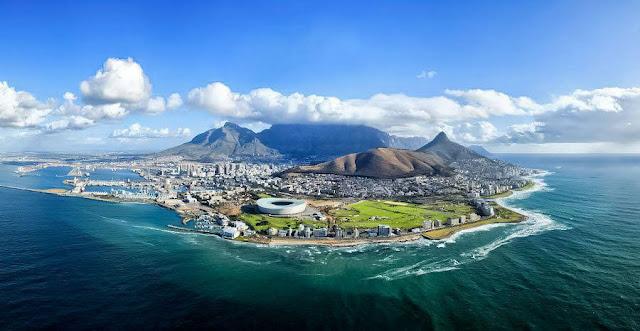 Cape Town Uçak Bileti