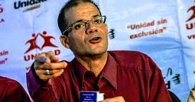 Omar Ávila: Ocupémonos de la gente   Venezuela