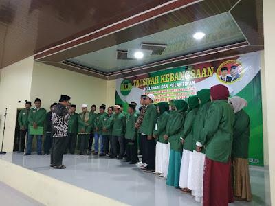 Ikhwanul Mubalighin Lampung Deklarasi Pemenangan Jokowi-Ma'ruf