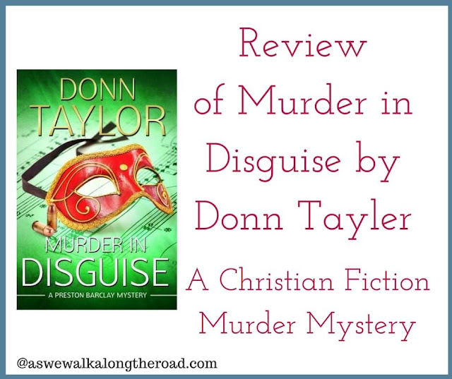 Christian murder mystery book review