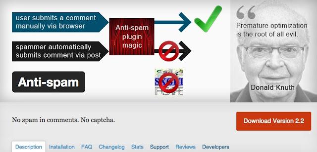 Anit-spam
