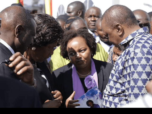 Kirinyaga Governor Anne Waiguru. PHOTO | RMS
